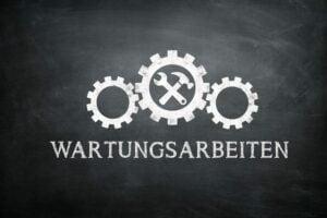 wordpress wartung